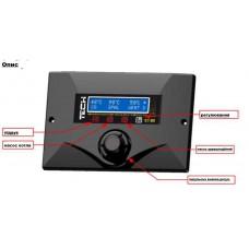 Контролер для твердопаливного котла + zPID  ST 88 zPID Tech controllers